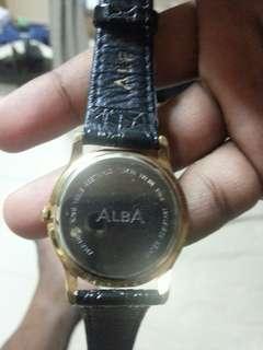 ALBA BRAND  battery need to change