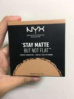 🚚 NYX foundation