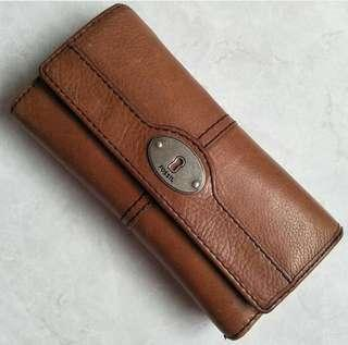 Fossil Wallet Madox Mulus