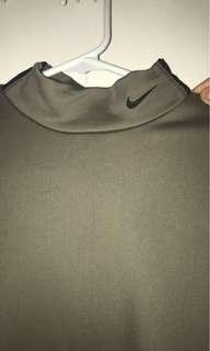 Nike mock neck (Dry-fit)