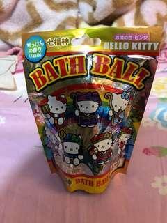 Kitty 沐浴球