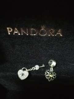 Pandora 吊飾