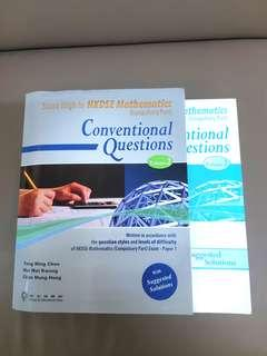 HKDSE Mathematics Conventional Questions Volume2