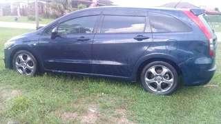 SINGAPORE SCARP CAR