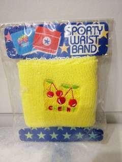 (⚡快閃$15) Sporty Wrist Band,