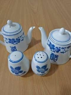 🚚 Porcelain Dispenser / Containers