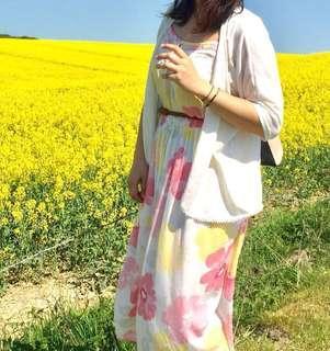 Cotton Dorothy Perkins summer dress