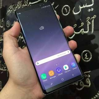 Samsung Note 8 ( Orchid Grey )