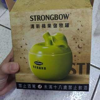 🚚 蘋果造型 儲物罐 詩莊堡 出清 #半價居家拍賣會