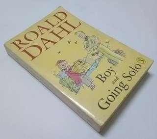 Roald Dahl - Boy and Going Solo