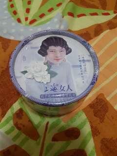 🚚 上海女人槴子花精油芳香雪花膏