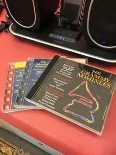 🚚 Grammy Nominees葛萊美的喝采1995-1997