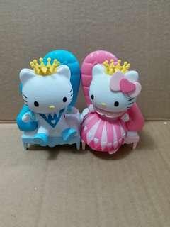 7-11~ Hello Kitty 擺設