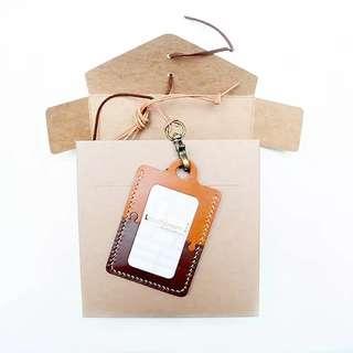 [New] 港產皮革 證件套 DIY 材料包 禮物之選 #newbieApr19