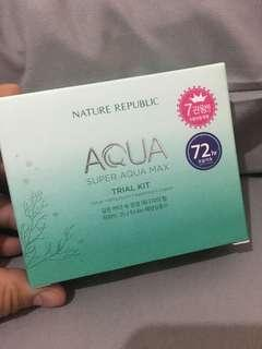 Nature Republic Trial Kit - Aqua