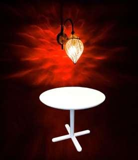 Spainish Oxi Side Table