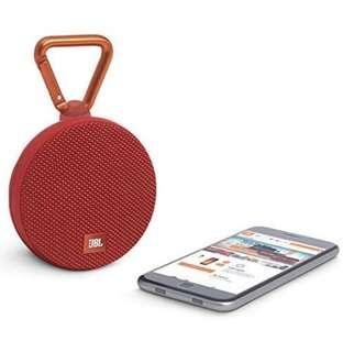 🚚 JBL by Harman Clip 2 Portable Bluetooth Speaker