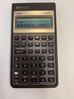 Financial Calculator HP 17 BII
