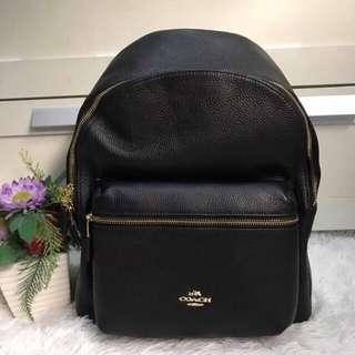 Coach backpack Large