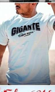 Gigante gym workout shirt top #ENDGAMEyourEXCESS