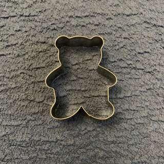 🚚 Teddy cookie cutter
