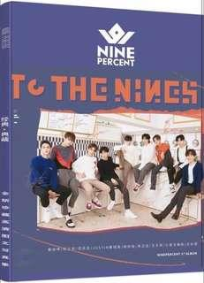 Nine Percent Album/ Photobook