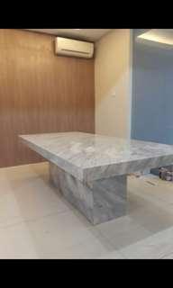 Top table marmer granit