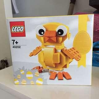 LEGO 40202 Yellow Easter Chick
