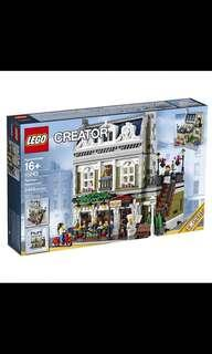 LEGO Parisian Restaurant (10243) 巴黎西餐廳 全新