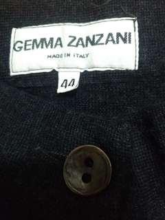 🚚 義大利製一片長裙,毛料