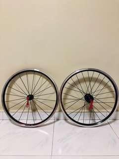 """Litepro K fun 406 20"""" wheelset"""