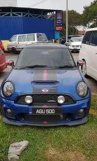 Mini cooper S United Kingdom