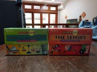 Science experiments boxes