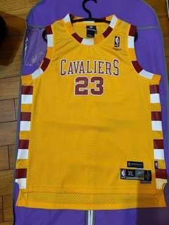 🚚 NBA James 復古 麥當勞 球衣
