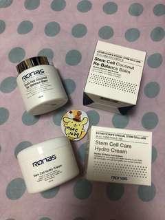 大優惠❤️Ronas 幹細胞面霜Stem cell Hydro cream