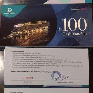 Dreams Cruises Vouchers