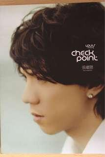 "張繼聰 CD ""Check Point (新曲+精選15首)"""