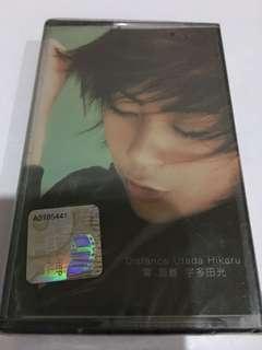 Utada Hikaru - Distance (Kaset/Cassettes)
