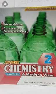 有贈品!aristo chemistry book 2