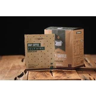 🚚 日本進口 養樂多 濾掛咖啡(10包一盒)