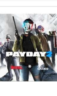 PAYDAY 2 RENT WEEKLY