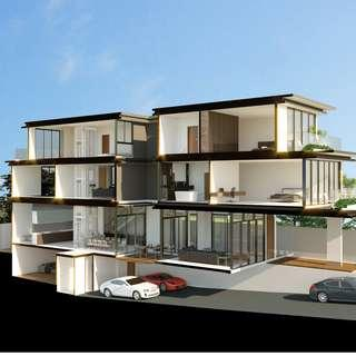 ONE OF THE MOST LUXURIOUS DETACHED HOUSES IN BRADDELL HEIGHT ESTATE