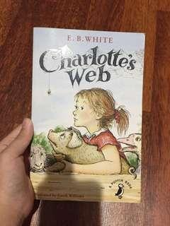 🚚 「wts」charlotte's web by E.B. White
