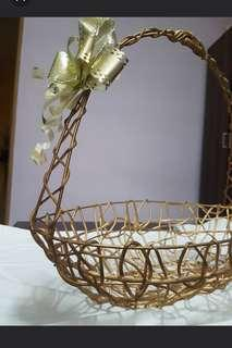 Bronze Basket