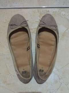 Ballerina flat shoes HM size 36