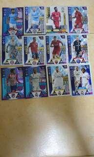 🚚 Match attax champion league road to Madrid 2019