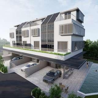 Brand New Terrace Houses Ready By Mid 2019 At Telok Kurau Vicinity