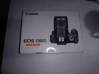 Canon 1200D EF-S 18-55 IS
