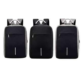 🚚 Backpack with USB Charger Port + Code Lock #EndgameYourExcess