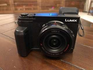 🚚 Panasonic GX9 with PZ 14-42 Power Zoom